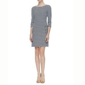 Lilly Pulitzer Charlene Navy Stripe Dress